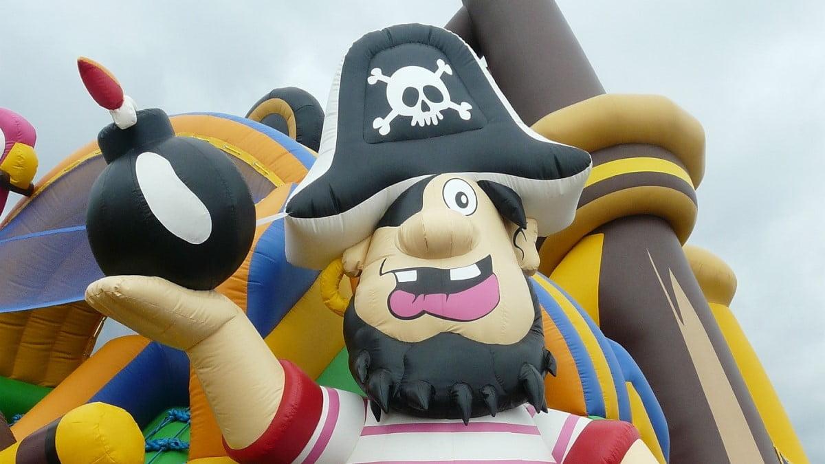Planera ett piratkalas