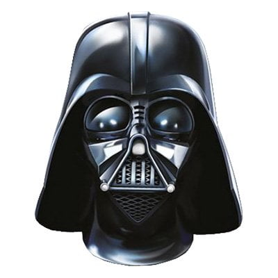 Darth Vader Pappersmask - One size