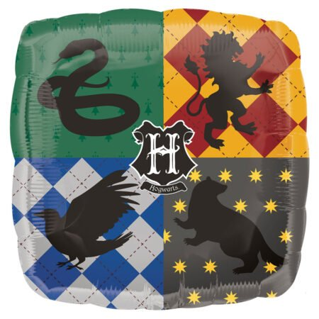 Fyrkantig Harry Potter Folieballong