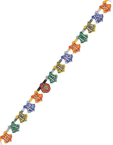 Happy Birthday Banner 182 cm - Harry Potter