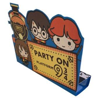 Harry Potter Kalas Inbjudningskort