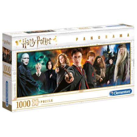 Harry Potter Panorama Pussel 1000 Bitar