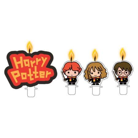 Harry Potter Tårtljus