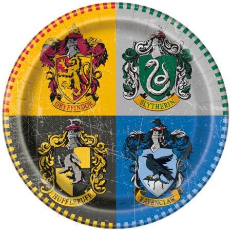 Harry Potter Tallrikar
