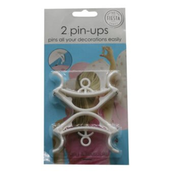 Pin Up Klämmor - 2-pack