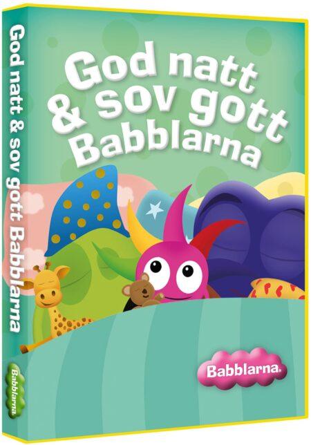 Babblarna DVD God Natt Och Sov Gott