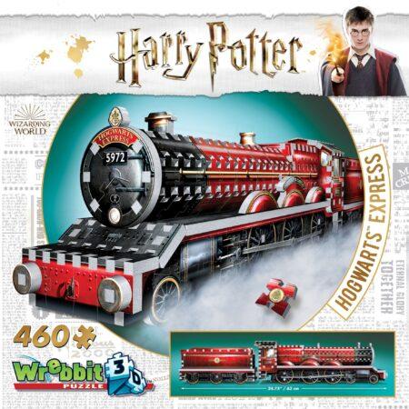 Harry Potter 3D-pussel Hogwartsexpressen 460 bitar