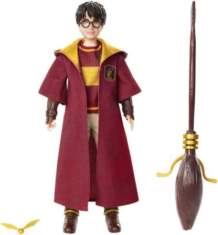 Harry Potter Docka Quidditch Harry Potter