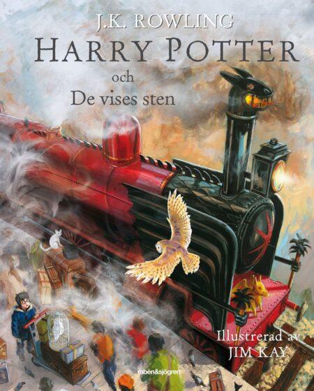 Harry Potter Och De Vises Sten Presentutgåva