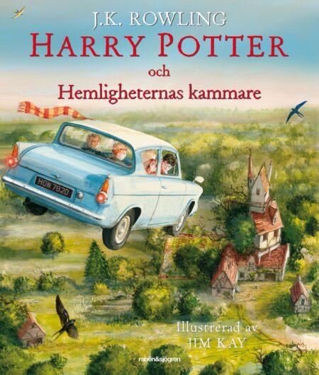 Harry Potter Och Hemligheternas Kammare Presentutgåva