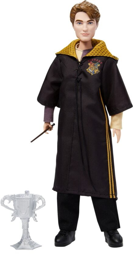 Harry Potter Triwizard Tournament Docka Cedric