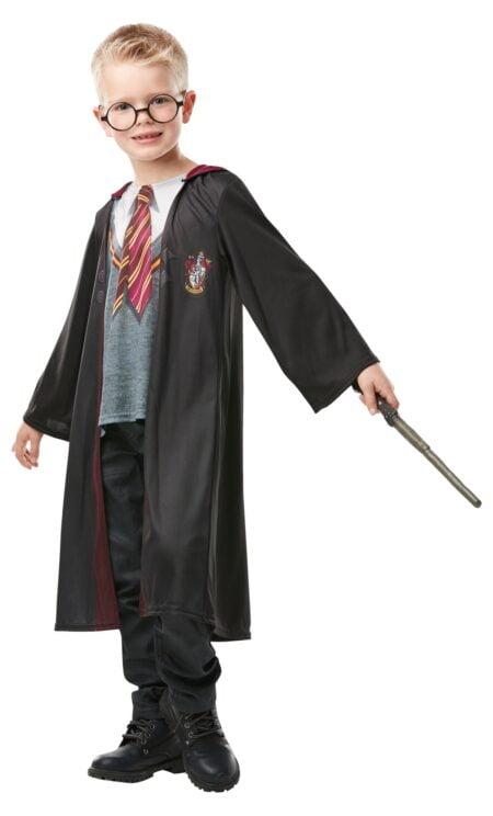 Harry Potter Utklädnad Set Deluxe 7-8 år