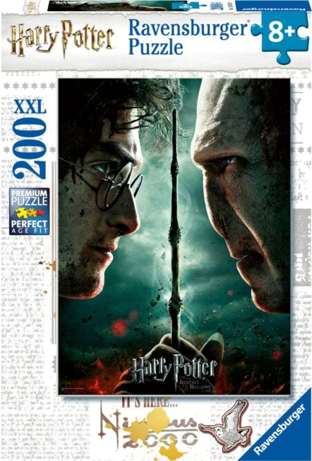 Ravensburger Pussel Harry Potter 200 Bitar