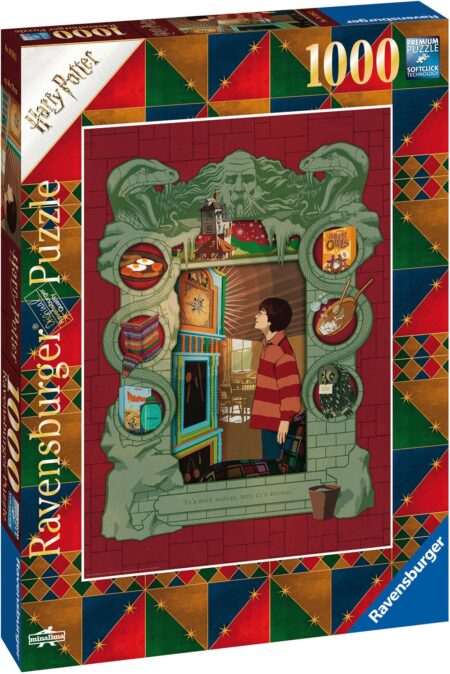 Ravensburger Pussel Harry Potter And Weasley 1000 Bitar