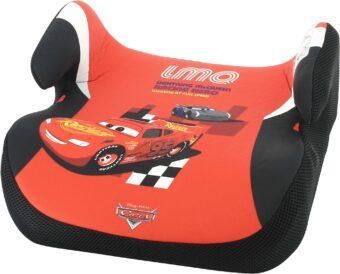 Disney Cars Topo Comfort Bälteskudde