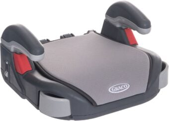 Graco Bilkudde Booster Basic, Midnight Black