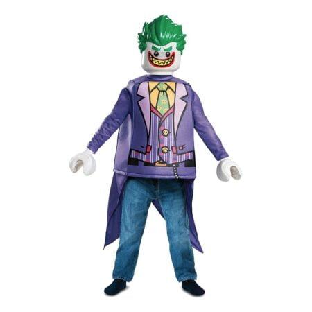 LEGO Jokern Barn Maskeraddräkt - Large