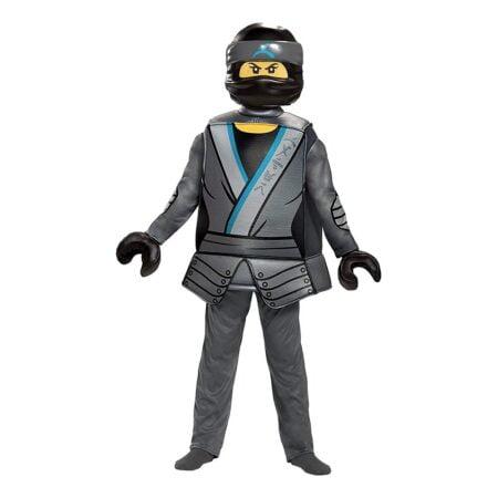 LEGO Nya Deluxe Barn Maskeraddräkt - Medium