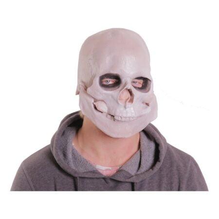 Skull Greyland Film Mask - One Size