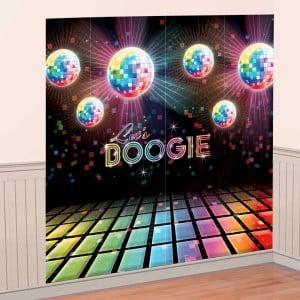 Planera Discokalas - Backdrop Boogie Disco Fever