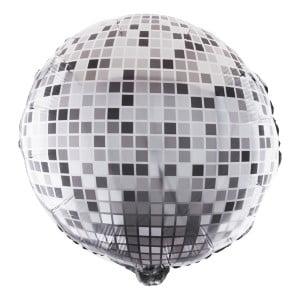 Planera Discokalas - Folieballong Spegelboll