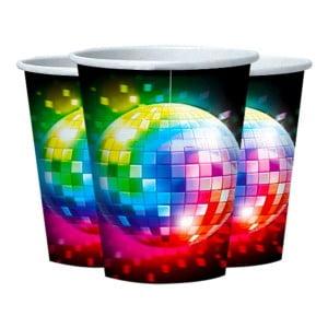 Planera Discokalas - Pappersmuggar 70-tal Disco