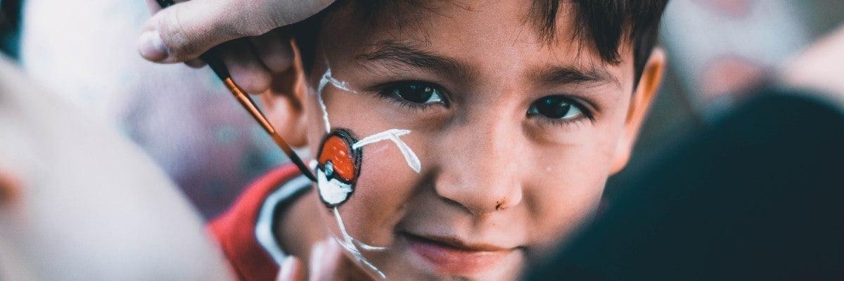 Planera Pokémon-kalas