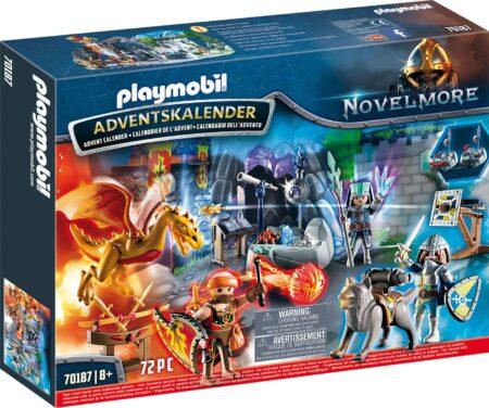 Playmobil Adventskalender Kampen Om Den Magiska Stenen
