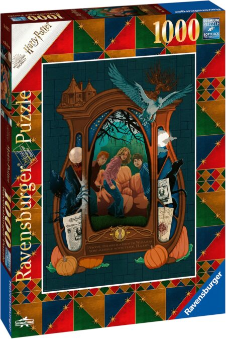 Ravensburger Pussel AT Harry Potter 3 1000 Bitar