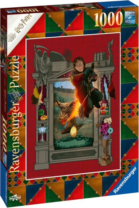 Ravensburger Pussel AT Harry Potter 4 1000 Bitar