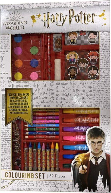 Harry Potter Målarlåda 52 Delar