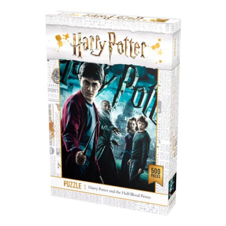 Harry Potter och Halvblodsprinsen Pussel - 500 bitar