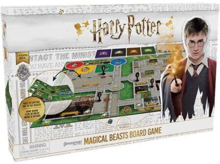 Harry Potter Spel Magic Beasts