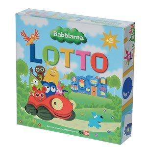 Babblarna Lotto Spel 24 mån - 7 år