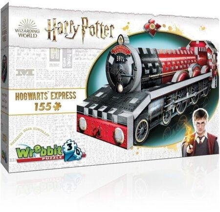 Harry Potter 3D-Pussel Hogwarts Expressen 155 Bitar