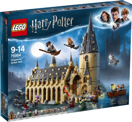LEGO Harry Potter 75954 Stora Salen På Hogwarts