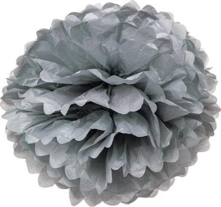 Pappersboll, Pom Pom Silver