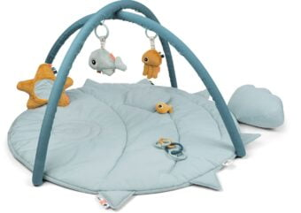 DbD Babygym Sea Friends Blue