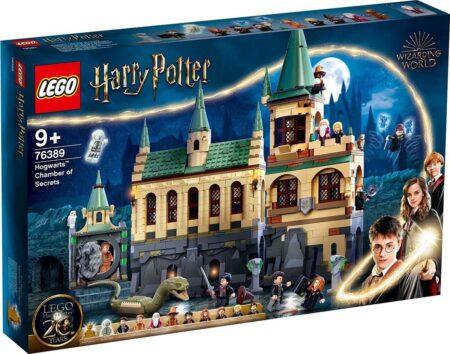 LEGO Harry Potter 76389 Hogwarts Hemligheternas kammare