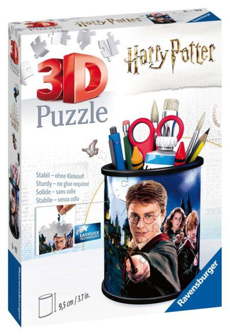 Ravensburger Harry Potter 3D-Pussel Pennställ, 54 Bitar