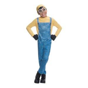 Minion Bob - maskeraddräkt för barn