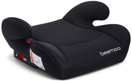 Beemoo Bälteskudde med IsoFix, Black