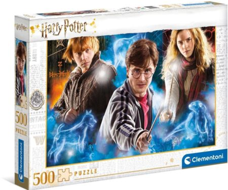 Harry Potter Pussel, 500 Bitar