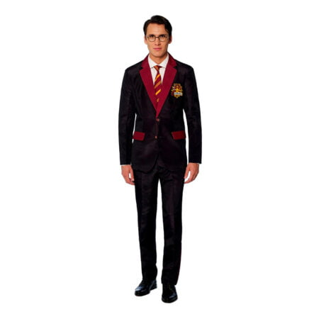 Suitmeister Harry Potter Gryffindor Kostym - Small