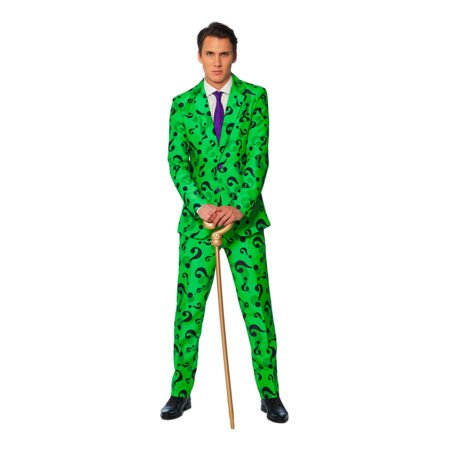 Suitmeister The Riddler Kostym - Small