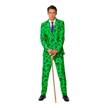 Suitmeister The Riddler Kostym - X-Large
