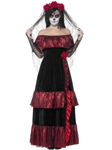 Dead Bride Maskeraddräkt