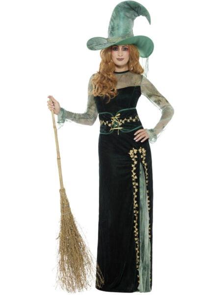 Häxklänning Emerald