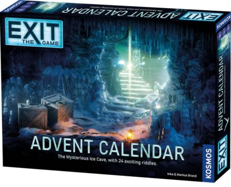 EXIT Advent Calendar - The Mysterious Ice Cave ENG