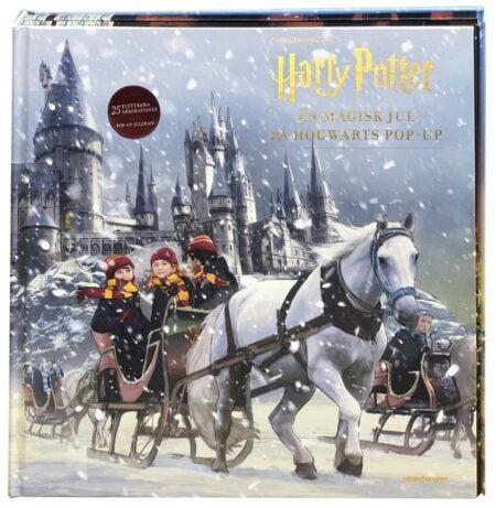 Harry Potter Adventskalender En Magisk Jul På Hogwarts